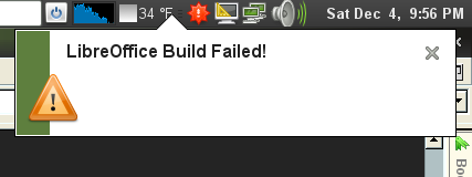 libo-build-zenity-failed