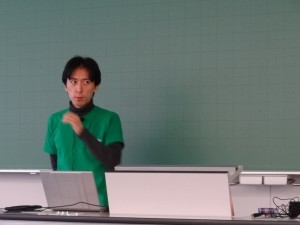 Shinji Enoki talks about what's new in LibreOffice 4.0.