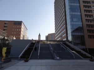 Meisei University main campus.